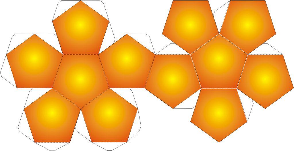 Объёмные шары из бумаги своими руками схемы 85